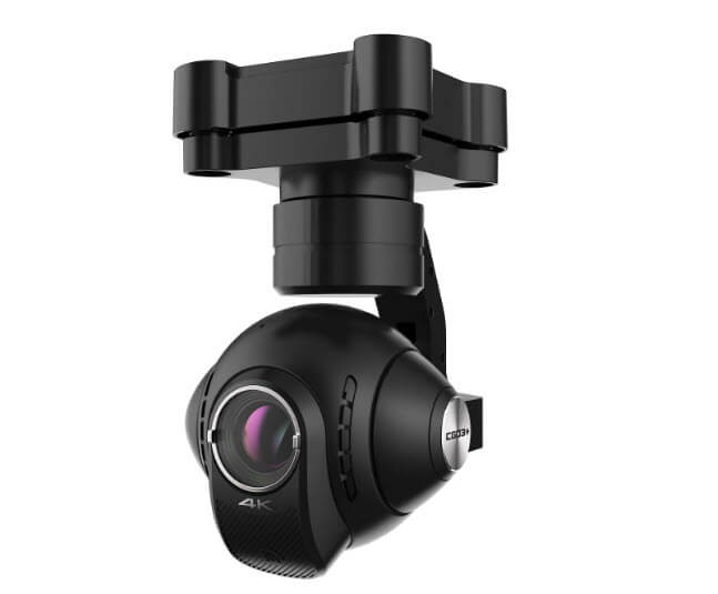 yuneec typhoon h camera