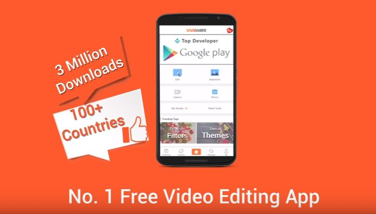 VivaVideo-aplicación para hacer vídeo