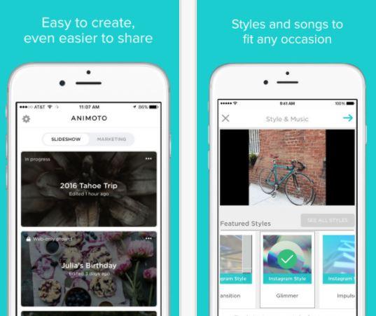 las mejores aplicaciones para la edición de video para el iphone