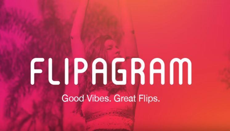flipagram-aplicación para hacer vídeo