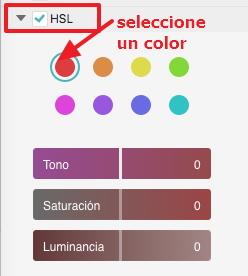 HSL mac
