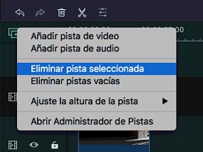 Filmora Mac Track Manager
