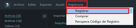 full registe