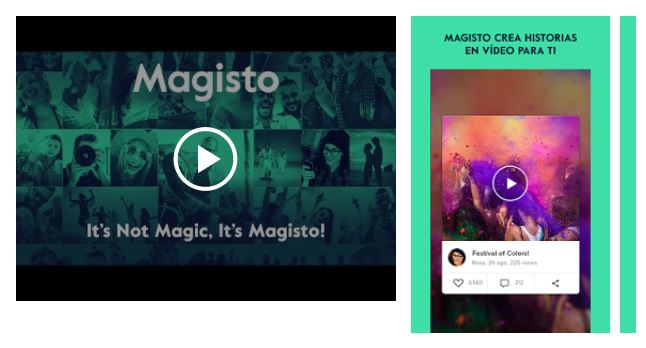 Magistro Editor Video Android