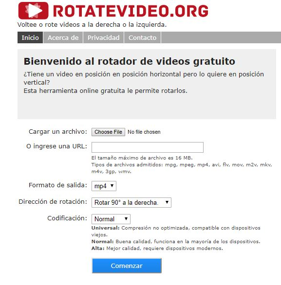 rotador-video-online-gratis
