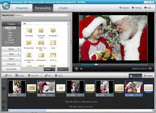 editor de videos iMovie para Windows