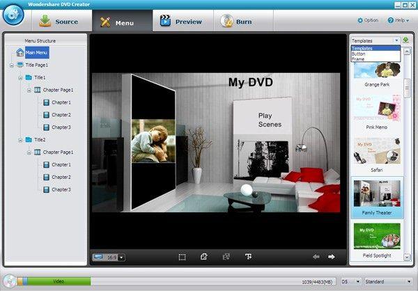 agregar mpeg a dvd verlo en reproductor dvd
