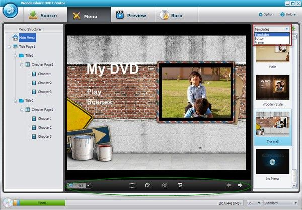 rapidshare to dvd