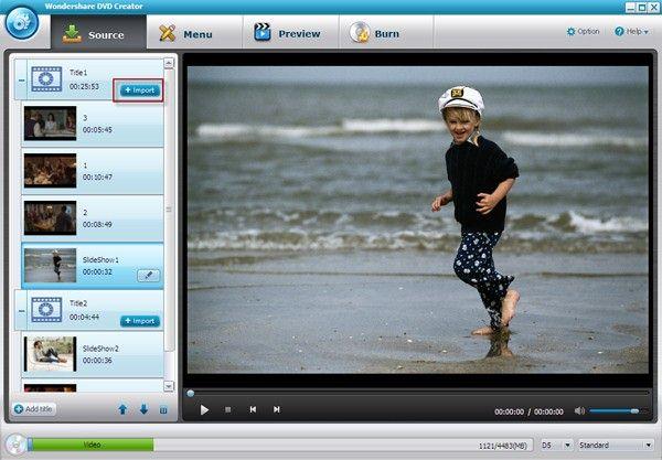 tp to dvd converter