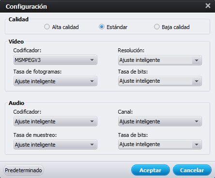 Convertir archivos AVI a MPEG, conversor de archivos mkv para mac