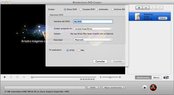 Descarga la alternativa a DVD Flick para Mac
