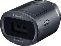 Panasonic 3D camcorder HDC-SDT750 Lens