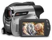 videocámara DVD canon DC420