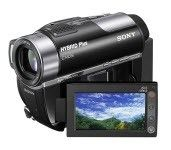 sony HD DVD camcorder HDR UX201