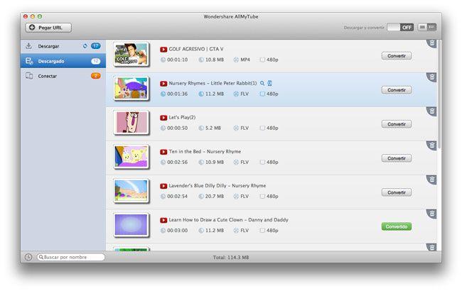 alternativa a YouTube By Click para Mac OS X