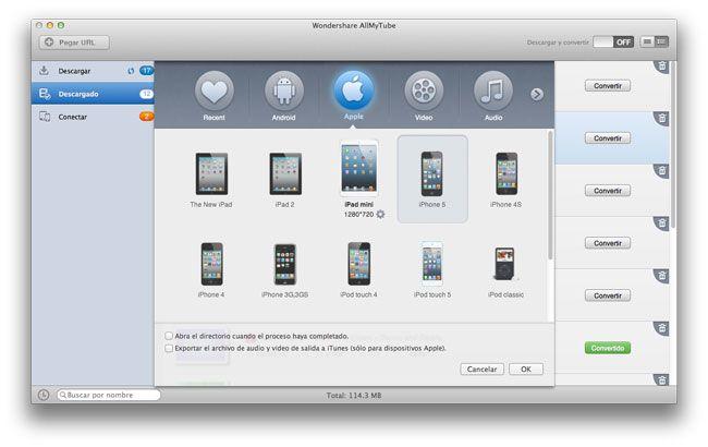 alternativa a YouTube By Click para Mac