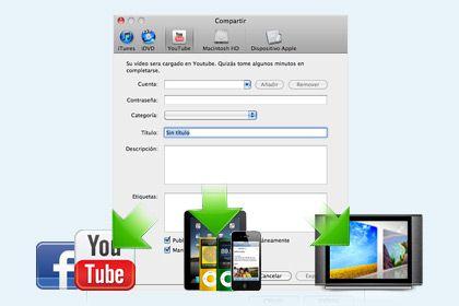 Fantashow para Mac key feature
