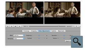 Video Converter Pro para Mac 2.6 key feature