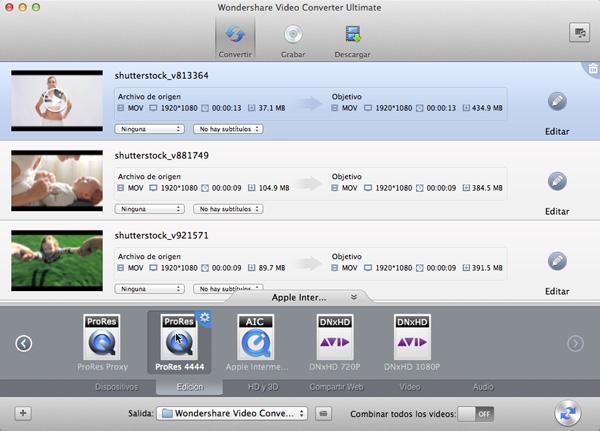 convertir archivos AVCHD a formatos de archivo compatibles con Adobe Premiere