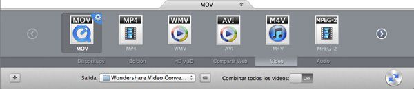 Mavericks video converter for QuickTime