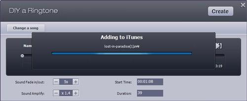 create ringtone for iPhone