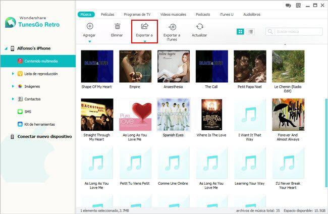 convertir archivos AVI a MP4 para el iPad