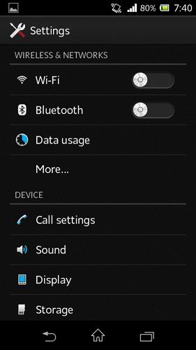 2c57c4a3056b Gestor de Bluetooth Android