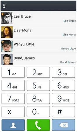 exdialer dialer contacts