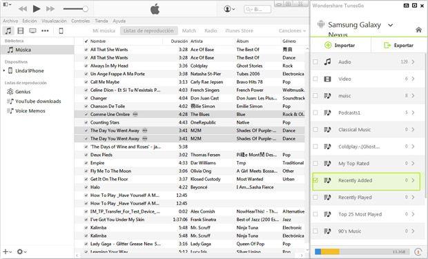 conversor de archivos AVI a a formatos de archivo compatibles con iTunes