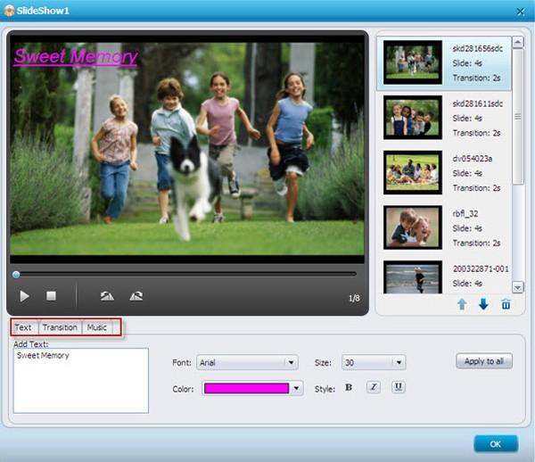 RealPlayer to dvd editing