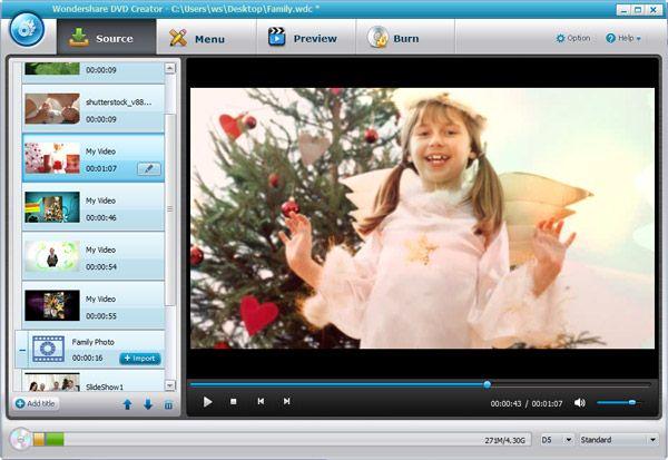 convertir de MPEG a DVD