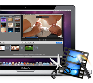 wondershare video editor para mac