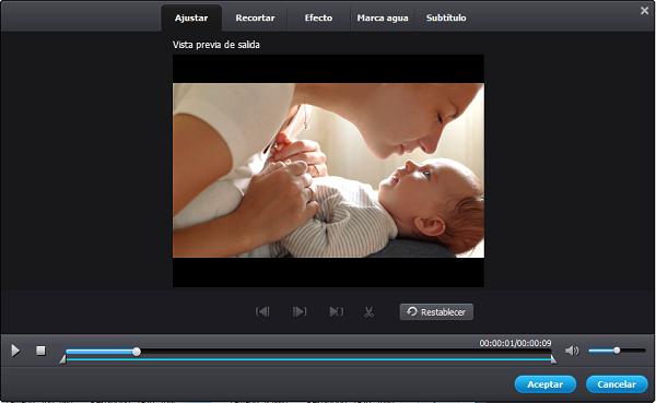 convertir gratis archivos AVI a formatos de archivo compatibles con el iPad 4