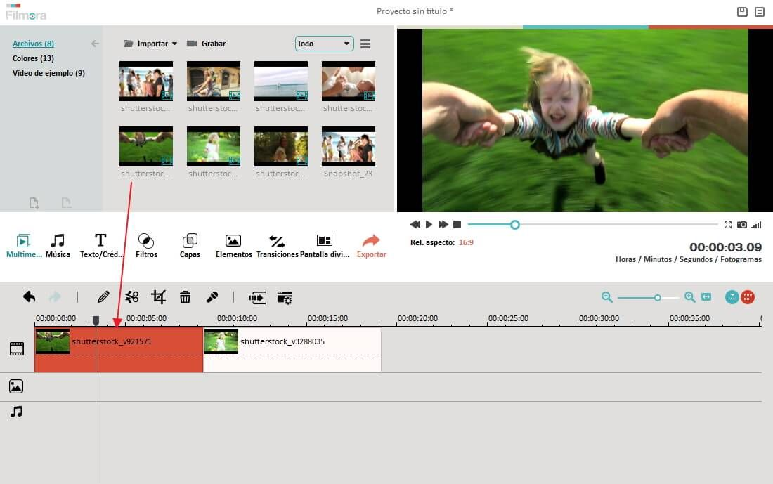 reducir tamaño vídeo