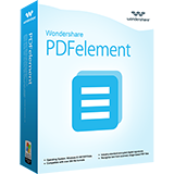 Wondershare PDFelement(Mac)