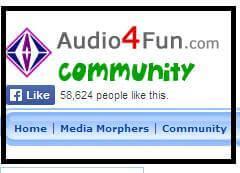 audio 4 fun