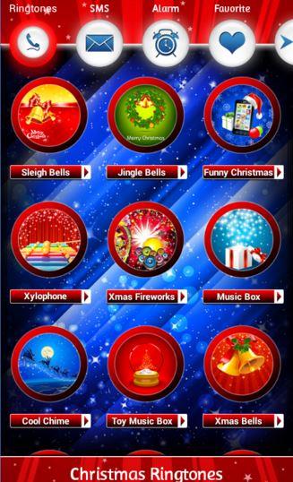 Top 15 sitios web y aplicaciones para descargar tonos de Navidad