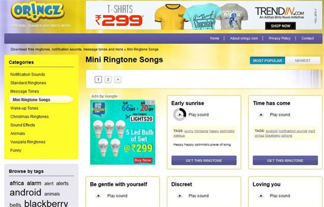 Top 20 Websites and Apps to Download Mosquito Ringtones