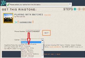 download myxer ringtone8