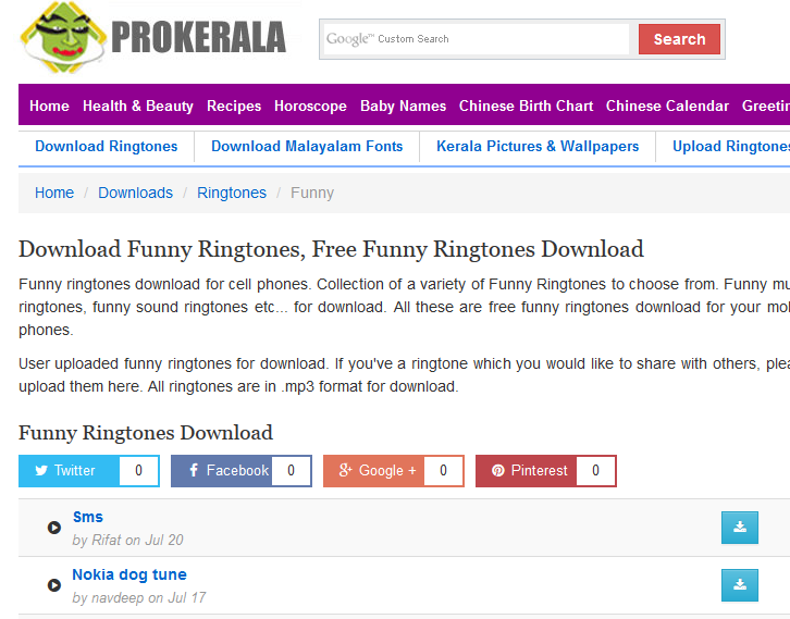 Funny Ringtones for Phone