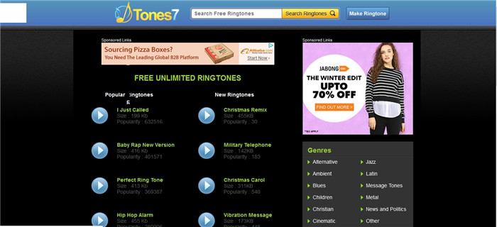 Where to Download Free Funny SMS Ringtones