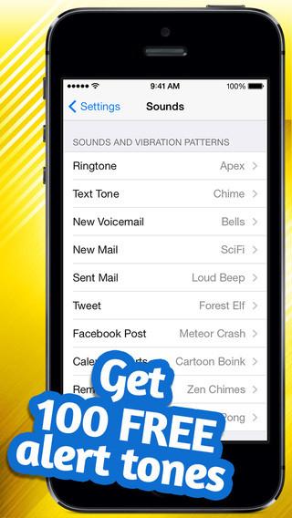 tono de llamada iphone 7 descargar gratis