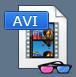 videos 2D a AVI 3D