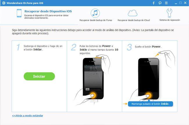 guardar mensajes multimedia del iphone