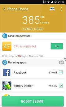 10 Grandiosas Aplicaciones para acelerar tu dispositivo Android