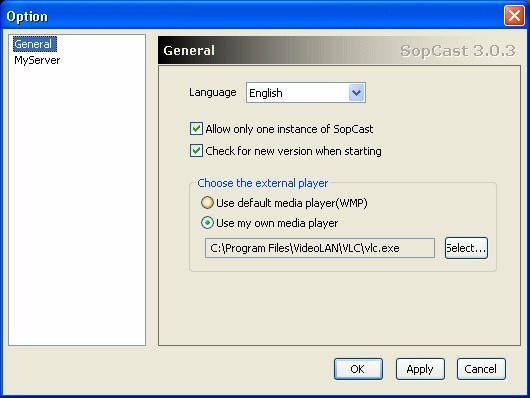 ¿Cómo reproducir SopCast en VLC?