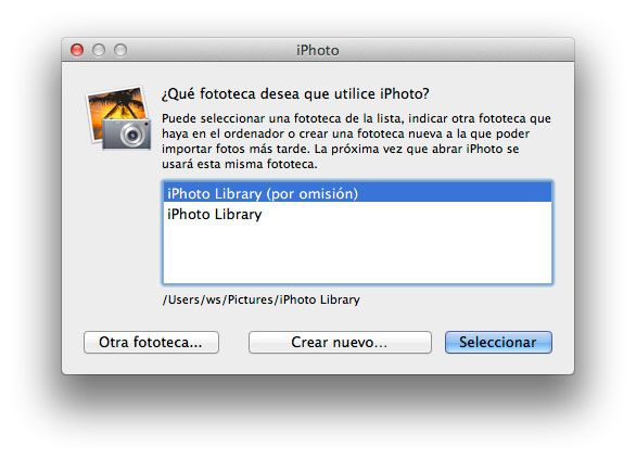 iphone library