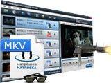 Cómo convertir videos MKV 2D a 3D con facilidad