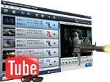 Las manos de 2D a 3D de YouTube Converter: convertir el vídeo a YouTube en 3D