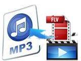 Práctico convertidor de FLV a MP3 para extraer un MP3 de un FLV